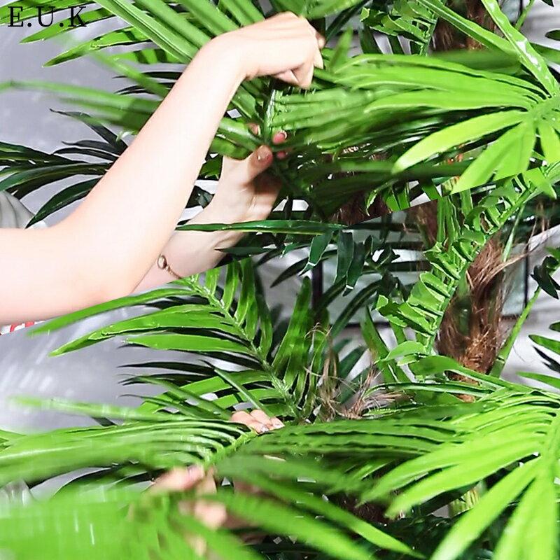假花仿真花辦公室綠植客廳塑料花大型假樹假盆栽裝飾擺設仿真植物