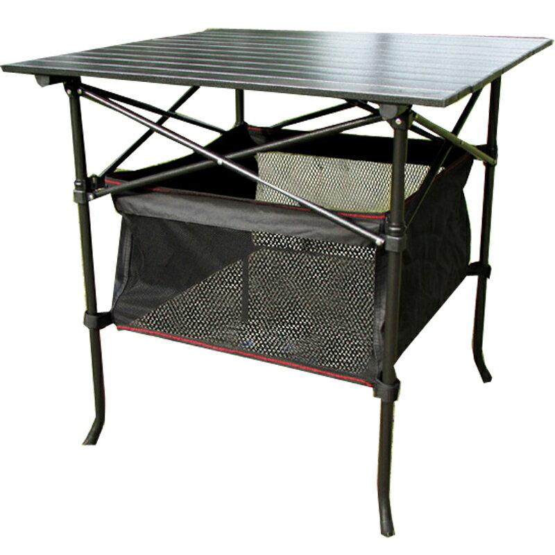 鋁桌折疊桌 戶外折疊鋁桌 烤肉桌露營休閑桌 長70cm