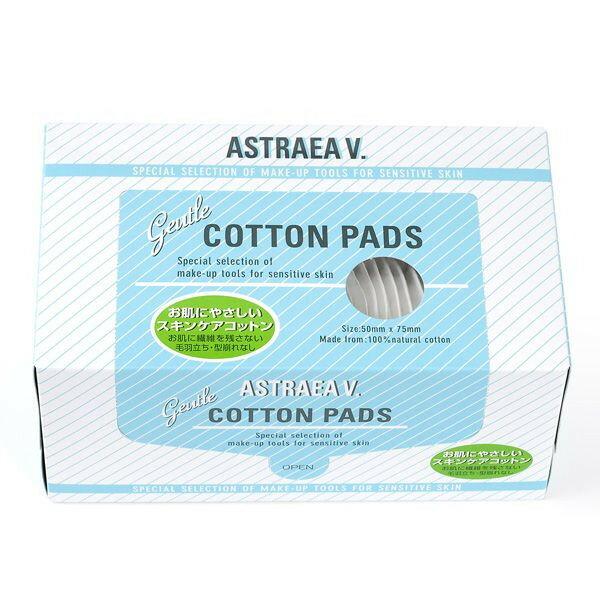 ASTRAEA V. 雅絲朵 敏感肌專用化妝棉 80入