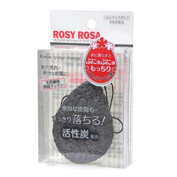 ROSY ROSA 活性碳洗顏蒟蒻1p-845319