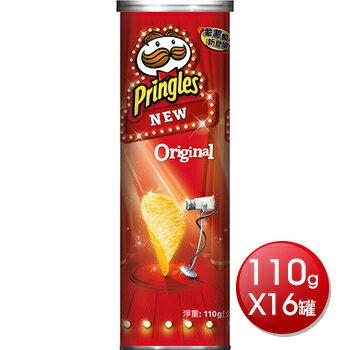 品客洋芋片110g*16罐