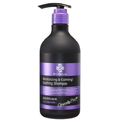 台塑生醫 Dr's Formula 晶極潤澤洗髮精 580g/瓶◆德瑞健康家◆