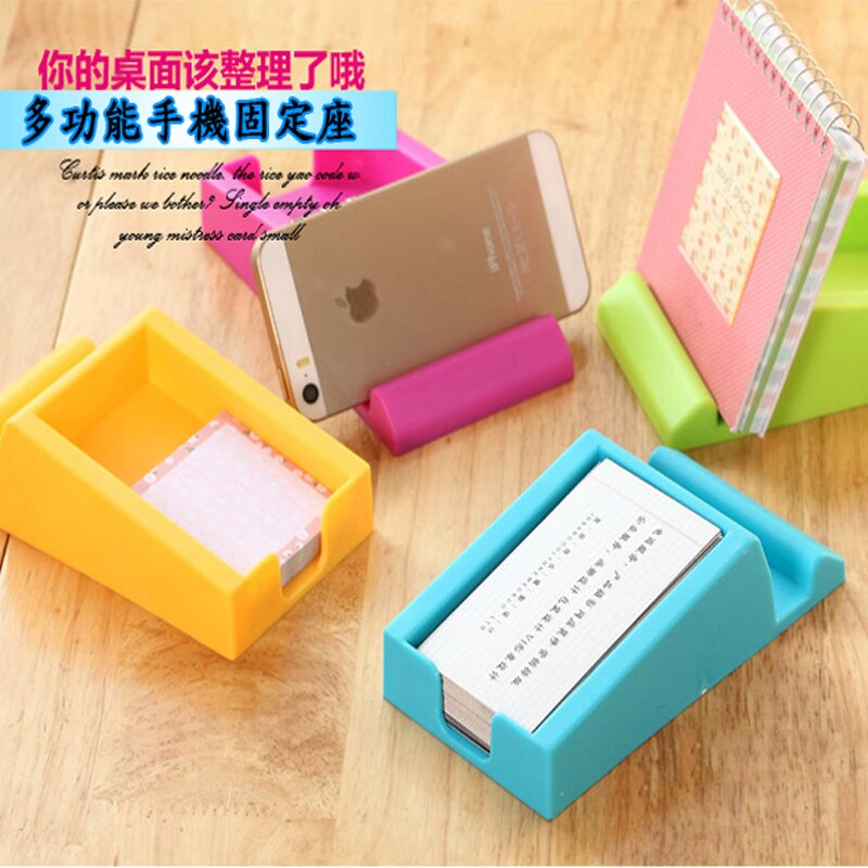 [客制化印刷]桌面小物 創意用品 名片盒 名片式手機座 手機支撐架/平板支撐架/名片架/名片座/固定架/收納盒小物辦公室