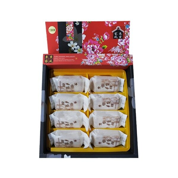 土鳳梨酥禮盒(8塊裝)