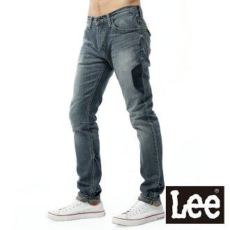 Lee 709低腰合身小直筒牛仔褲- 101+經典系列