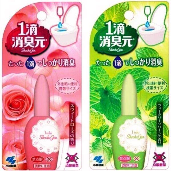 小林製藥 一滴消臭元 玫瑰/薄荷 20ml/瓶 2種可選◆德瑞健康家◆