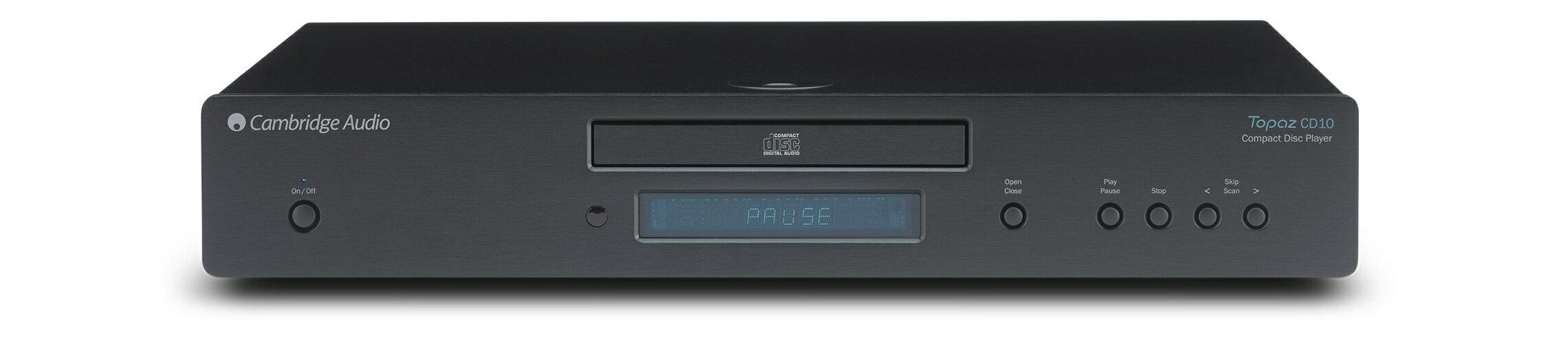 【CD10 CD播放機】 Cambridge Audio 英國劍橋音響 家庭劇院 CD BD AV 擴大機 數位串流 收音機