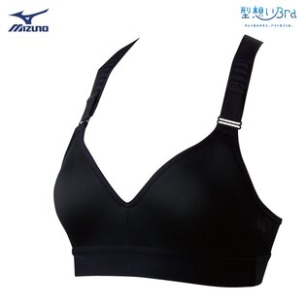 K2MJ8D6009(黑)BIOGEAR中支撐女性運動內衣【美津濃MIZUNO】