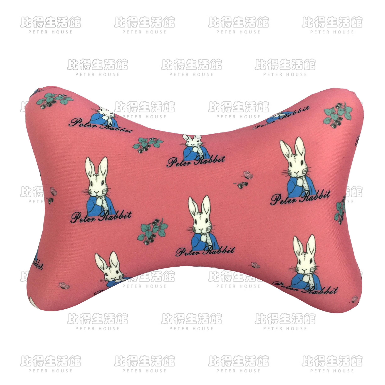 AnniesFriends 比得兔 Peter Rabbit  骨頭枕【灰、粉紅】