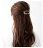 日本CREAM DOT  /  百搭長形琥珀色髮夾  /  a03617  /  日本必買 日本樂天直送(1590) 5