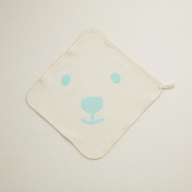 熊寶寶口水巾【baby baby cool】