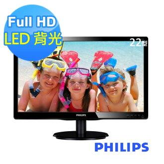 【DR.K】【PHILIPS飛利浦】22型AH-IPS寬螢幕(226V6QSB6)
