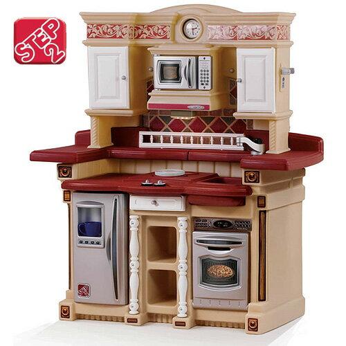 【美國 STEP2】扮家家-米其林廚房 12007678