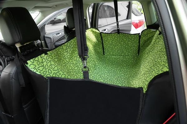 Waterproof Oxford Fabric Car Pet Seat Cover with Carry Bag 1