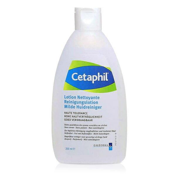 公司貨 舒特膚 Cetaphil 溫和潔膚乳 200ml/瓶◆德瑞健康家◆