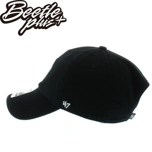 BEETLE 47 BRAND 老帽 紐約 洋基 NEW YORK YANKEES DAD HAT 大聯盟 MLB 黑白 MN-388 1