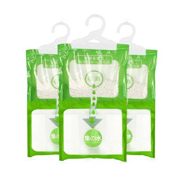 吊掛型 除濕袋 除濕包 160g 除溼 除濕 防潮 掛袋 除溼包 除濕袋