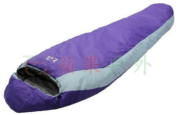 【【蘋果戶外】】吉諾佳 AS045 Micro 1300 保暖型四孔纖維睡袋 1300g Lirosa 背包客 旅行 遊