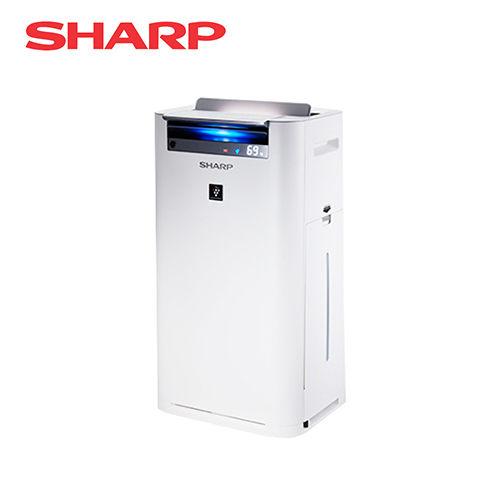 優惠價限量一台SHARP夏普自動除菌離子清淨機KC-JH70T-W日本原裝進口15.4坪