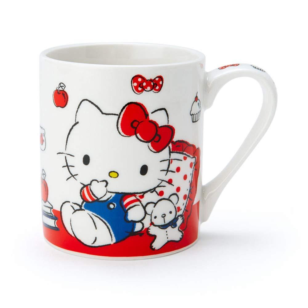 X射線【C183656】Hello Kitty 馬克杯,水杯/馬克杯/杯瓶/茶具/湯杯/玻璃杯/不鏽鋼杯/漱口杯