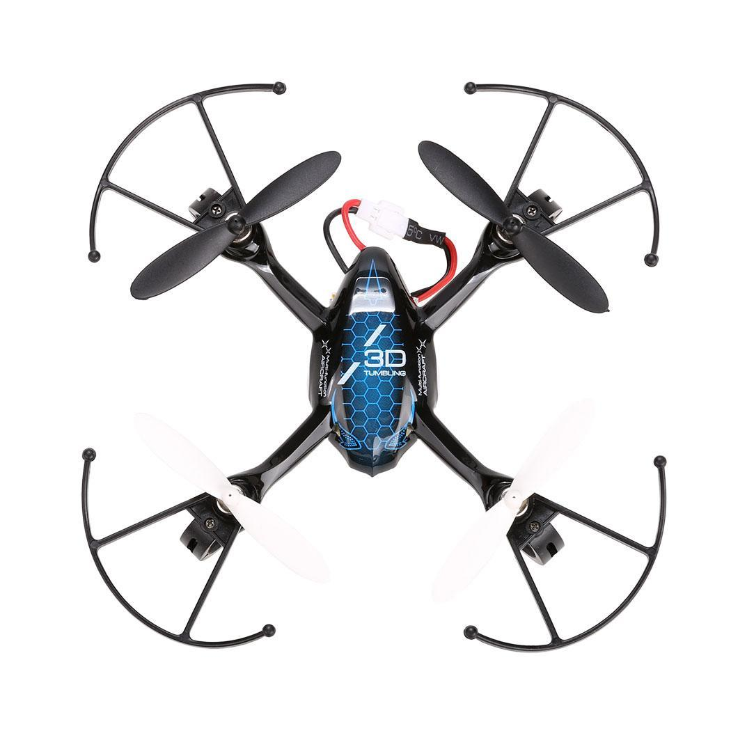 New 4 Channels 6 Axis Gyro Headless Mode 360 eversion Mini Drone RC Quadcopter 4