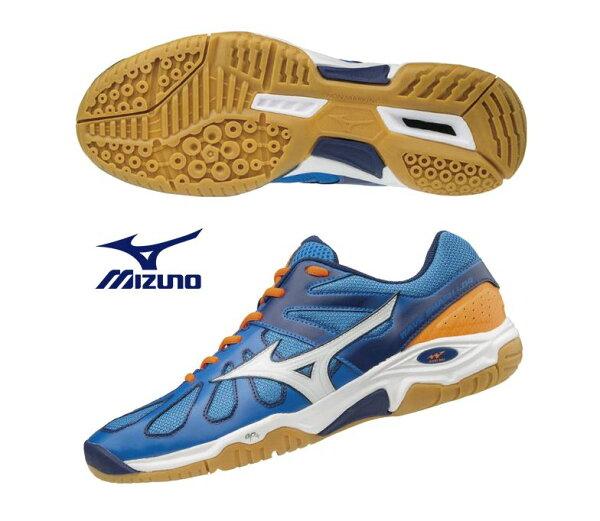 【登瑞體育】MIZUNO女款羽球鞋_71GA186001