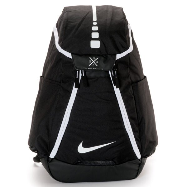 Nike NIKE HOOPS ELITE MAX AIR 後背包 氣墊背帶 黑白【運動世界】BA5259-010├【1101-1130】單筆訂單滿700折100★結帳輸入序號『loveyou-bea..