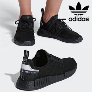 KUMO SHOES-Adidas NMD R1 Triple Black