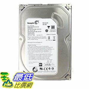 [106玉山最低比價網] 希捷 Barracuda 500GB 7200轉 16MB SATA3 臺式硬碟 ST500DM002