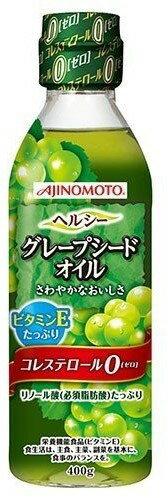 !!~7/1開賣~!!依照實際進貨成本賣場價格會有變動!!! Ajinomoto 葡萄籽油400g