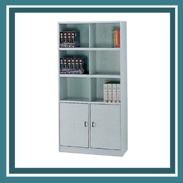『商款熱銷款』【辦公家具】CK-318G附玻璃拉門多用途書櫃置物櫃櫃子檔案收納