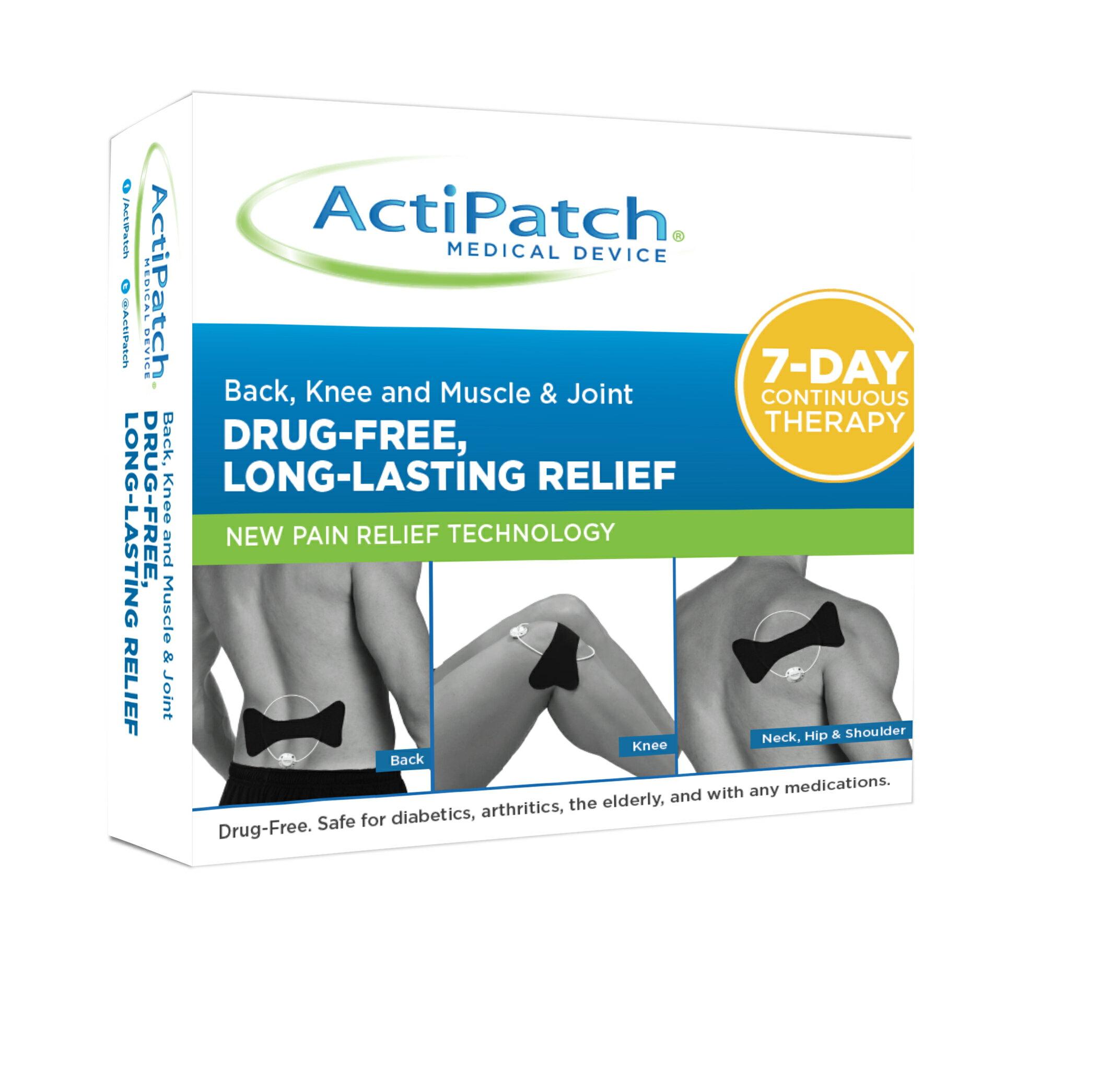 Actipatch 安疼舒痛環-7Day(168小時)