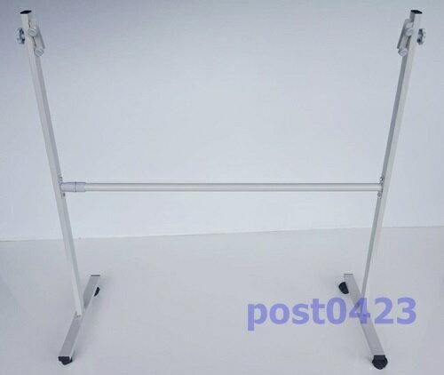 【小工人】100*200cm單桿伸縮式廣告看板架 廣告板 彩繪板 白板架 大型版面專用腳架