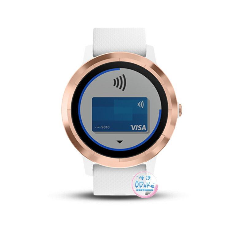 (領券現折100!) Garmin vívoactive® 3 GPS智慧腕錶 行動支付及腕式心律 運動手錶 vivoactive 3【生活ODOKE】 6