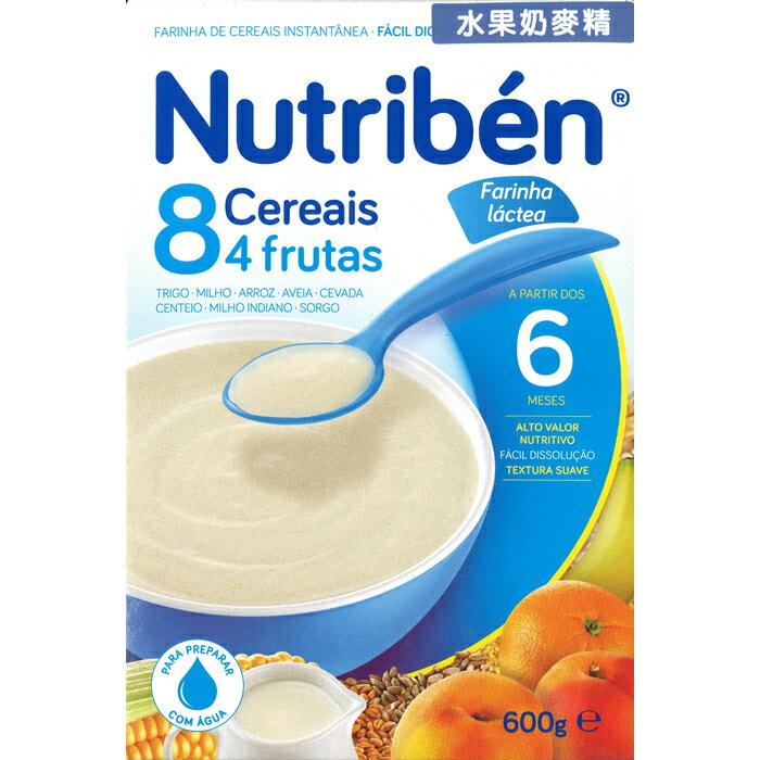 Nutriben貝康 - 水果奶麥精 600g 0
