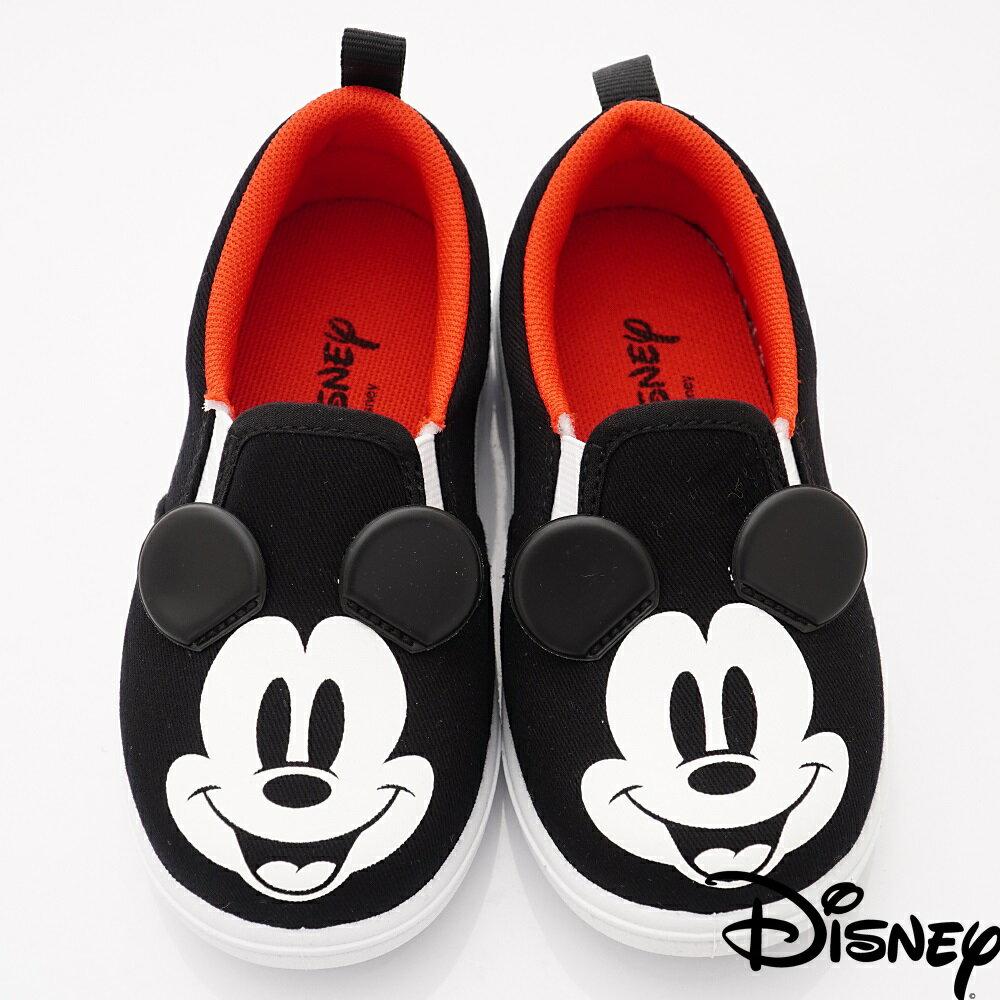 迪士尼童鞋 米奇休閒鞋款 119833黑 (中小童段) 0