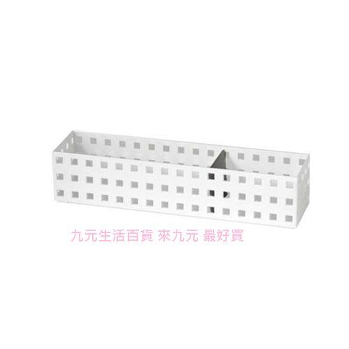 【九元生活百貨】聯府 OA-005 好學積木籃5號(附隔板) 置物 收納 OA005