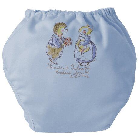 『121婦嬰用品館』狐狸村 超吸濕透氣練習褲 XL - 藍 - 限時優惠好康折扣