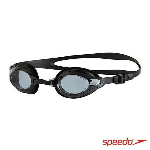 Speedo成人運動泳鏡MarinerSupremeSD8113177649黑[陽光樂活]