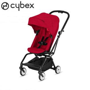 【2018全新上市】德國【Cybex】EezySTwist嬰兒手推車-紅色