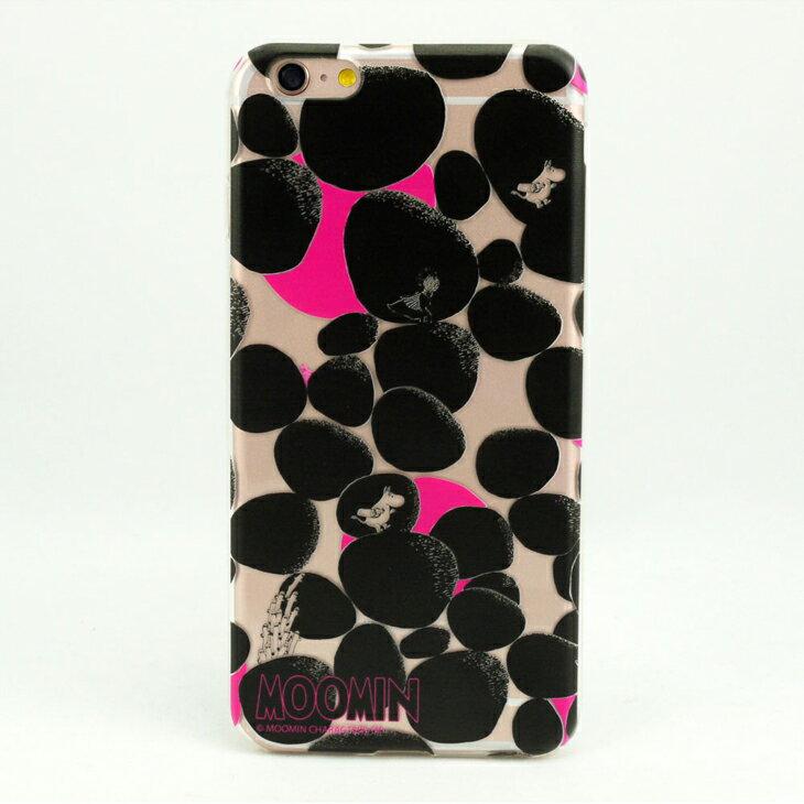 TPU手機殼-Moomin嚕嚕米授權【Rock Moomin】《 iPhone/ASUS/HTC/LG 》