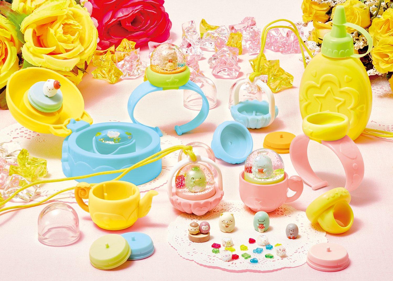 AGATSUMA 角落小夥伴豪華水晶球製作組 角落生物【預購】【星野日本玩具】