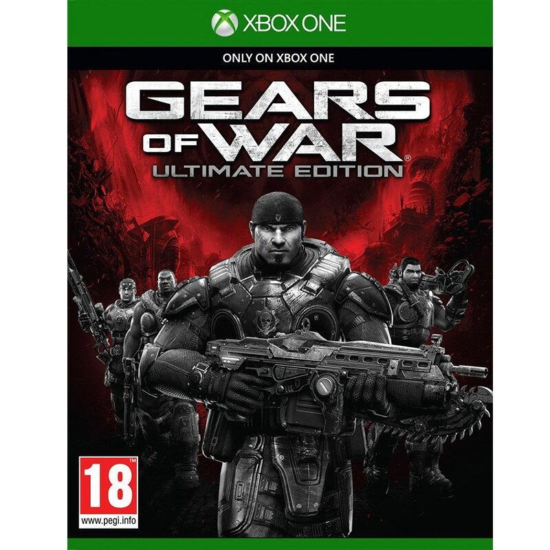 XBOX ONE 戰爭機器 究極版 -中文英文合版- Gears of War Ultimate Edition 馬可斯 GOW