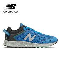 New Balance 美國慢跑鞋/跑步鞋推薦【New Balance】越野跑鞋/童鞋_中性_藍色_YPTARIN1-W楦