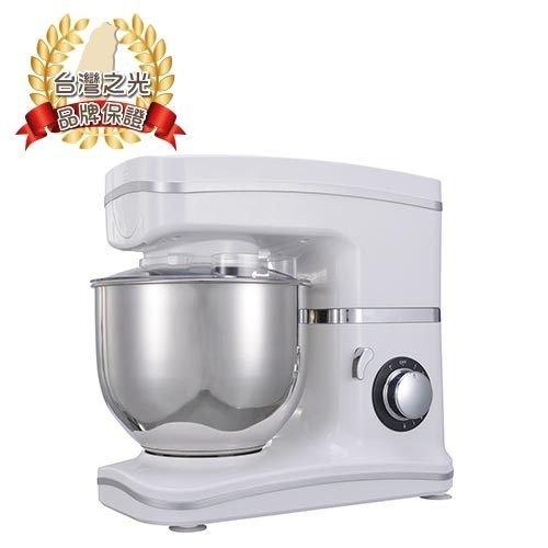 【贈9L電烤箱SO-539AG】尚朋堂 抬頭式多功能攪拌器廚師機 SEG-106A