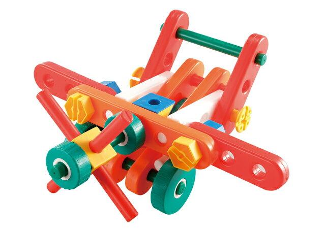 Gigo智高 - 小小工程師系列 - 交通工具大集合初級版 #7330 贈Gigo瓢蟲禮盒! 4