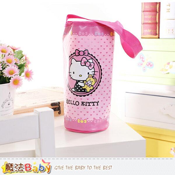 Hello Kitty授權正版水壺袋 魔法Baby~f0175