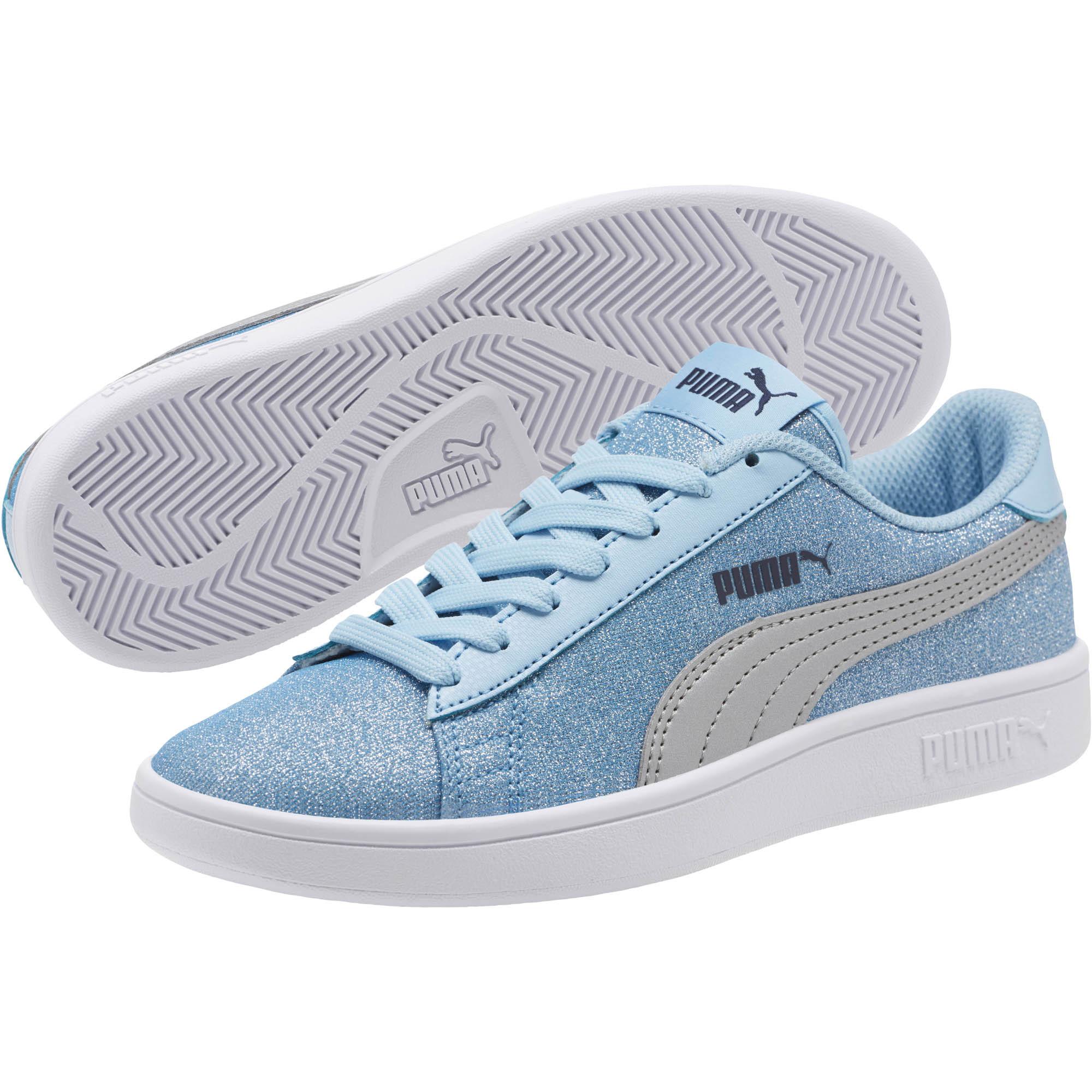 Official Puma Store  PUMA Smash v2 Glitz Glam JR Sneakers  8b86563b2