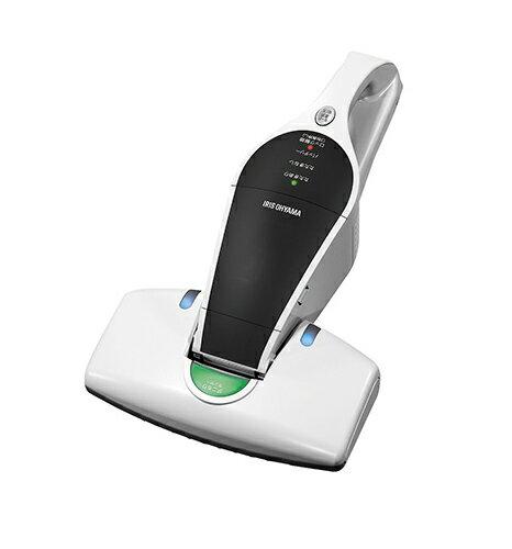 【日本代購-現貨】IRIS OHYAMA IC-FDC1 手持無線充電式超輕量高清除率 紫外線殺菌除 除螨 吸塵器  (珍珠白)