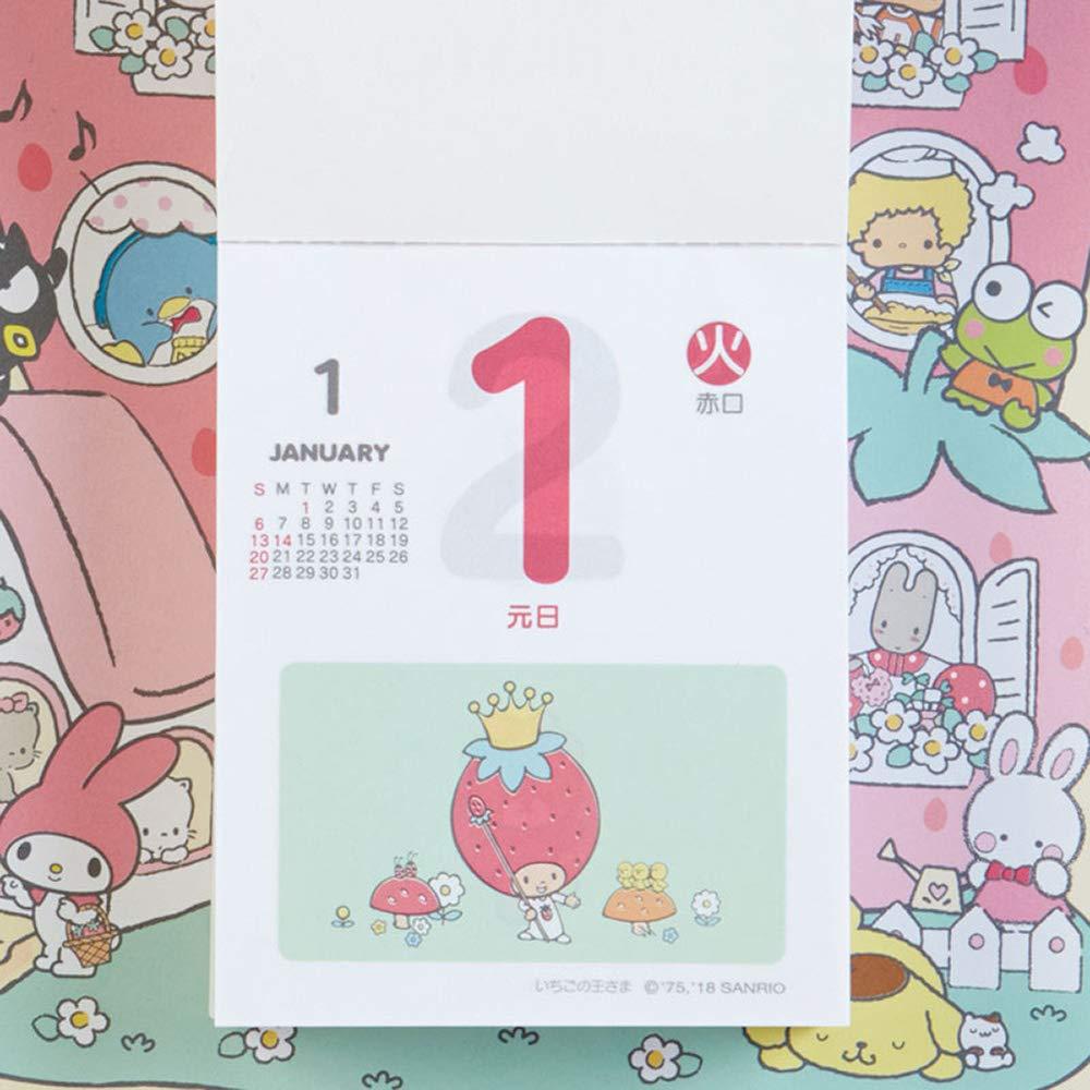 Hello Kitty 2019壁掛日曆MX,年曆 / 月曆 / 日曆 / 黃道吉日 / 黃曆 / 農民曆 / 行事曆 / 掛曆,X射線【C332399】 1